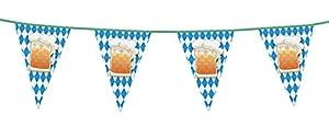 Boland 54200-filare banderines jarra Día La cerveza, azul/blanco