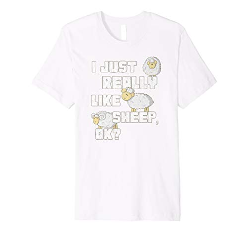 14fa4dd2f Funny sheep t-shirts the best Amazon price in SaveMoney.es