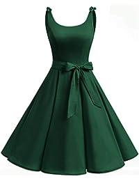 668e1ead17e2 bbonlinedress Donna Vestiti Vestito 1950 Festa Cocktail Vintage Rockabilly