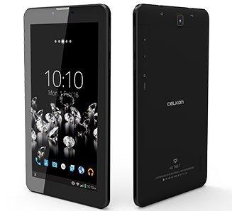Celkon Diamond Tablet (8GB, 7 Inches, WI-FI) Black, 1GB RAM Price in India