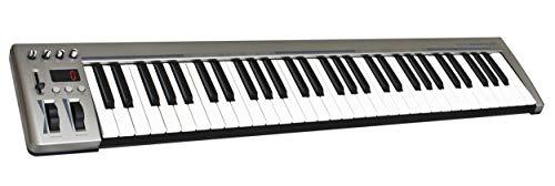 Acorn Instruments Masterkey 61 USB MIDI Keyboard Controller