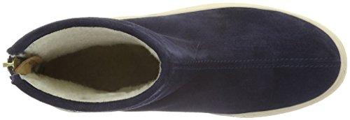Gant Maria, Bottes courtes avec doublure chaude femme Bleu - Blau (Marine G69)