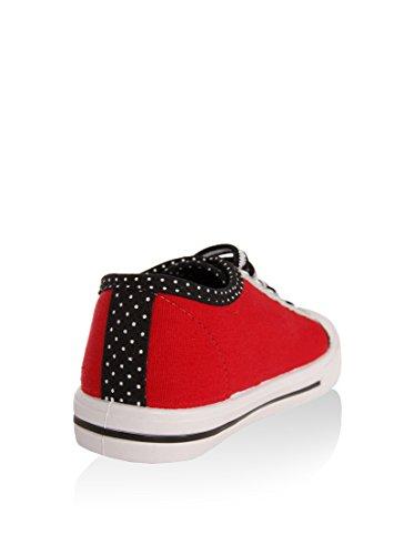 Disney fille Sport dm250126-b4253 rouge/blanc
