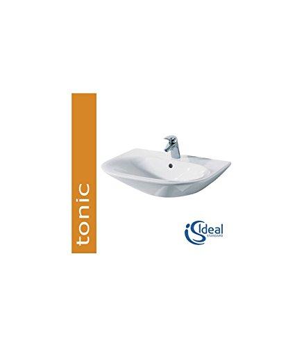 IDEAL STANDARD TONIC K068961 LAVABO A PARETE 71X54 CM BIANCO