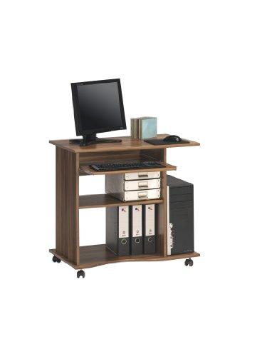 Möbel 4024 5540 Computertisch, Merano-Nachbildung, Abmessungen BxHxT: 80 x 75 x 50 cm