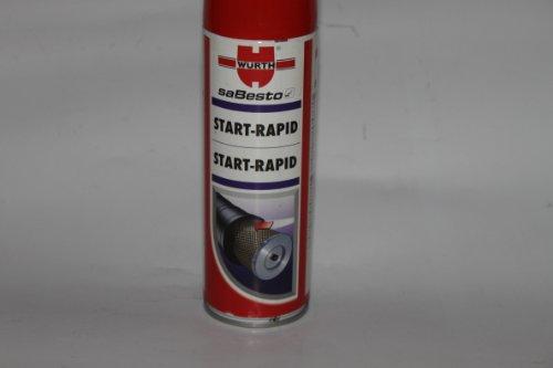 Preisvergleich Produktbild WÜRTH Startrapid Starthilfespray 300ml