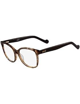 Brillen Liu Jo LJ2652 STRIPED BROWN Damenbrillen