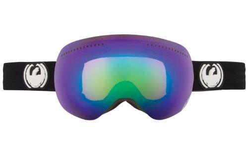 Dragon Alliance APX Skibrille Einheitsgröße Coal/Green Ionized