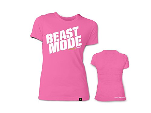 MusclePharm -  T-shirt - Donna rosa rosa 38 - 31RnAOTmnwL