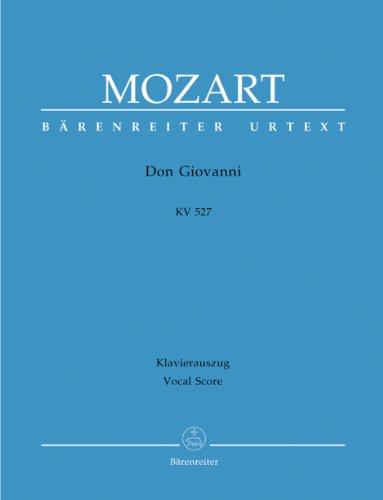 Don Giovanni KV527 - Cht/Po