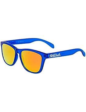 Northweek Creative, Gafas de Sol Unisex, Bright Blue/Orange, 52