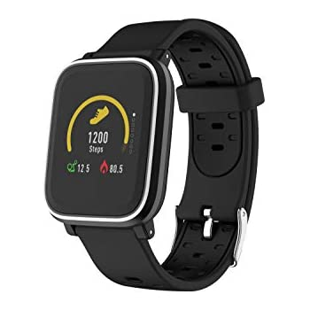 Furein Compatible con Android e iPhone Reloj Inteligente ...