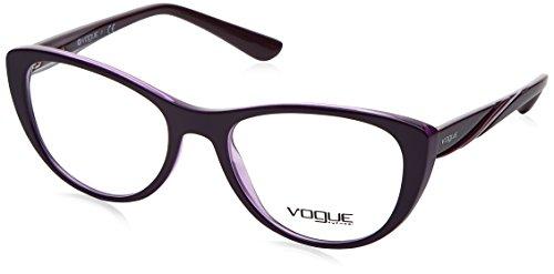 Vogue - VO 5102, Schmetterling, Propionat, Damenbrillen, VIOLET(2409), 51/17/135
