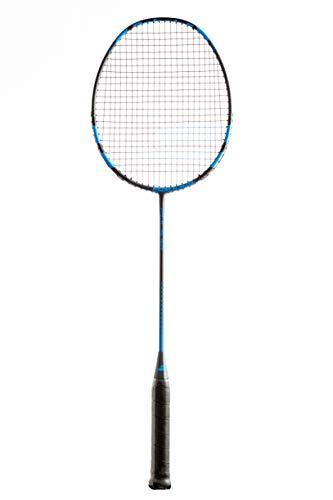 Babolat Pulsar Badminton Schläger Allround Racket blau/schwarz besaitet | 100% Graphit