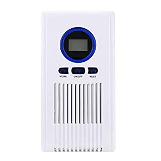 Carejoy Ozone Generator Purifier Ozone Ionizer Portable Air Purifier Plug in Ozone for Home Office Hotel