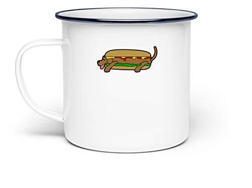 Generico Hot Dog In Tutti I Sensi - Coppa -onesize-bianco