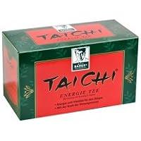 BADERs Tai Chi Energie Tee. Für mehr Energie und Vitalität. Mit der Kraft der Ginsengwurzel. Pharmazentralnummer: 03250803