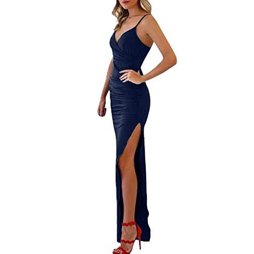CixNy Rockabilly Kleider Damen, Abendmode Tüllkleid 80 Mädchen Sommerkleider Abendkleid Weste Cocktailkleider Faltenrock Vest Brautjungfernkleid Crinoline ()