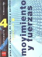 Plan de refuerzo de física y química. 4 ESO. Cuaderno 1: Movimientos y fuerzas - 9788434871755