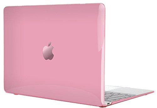 'Crystal Case per Nuovo MacBook 12inch Retina display-[trasparente] Cover rigida per Apple nuovo MacBook 12Retina