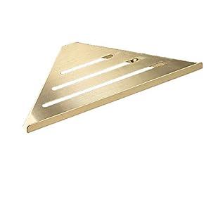 304 gebürstetem Edelstahl Bathbedroom Winkel Einer Wandschicht Tablette Regal Dusch-WC Küchenplaner