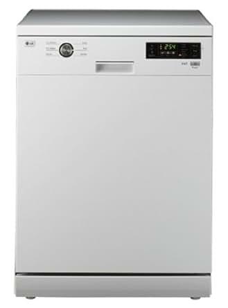 Lg d14131wf lave vaisselle pose libre 60 cm nombre de for Pose d un lave vaisselle encastrable