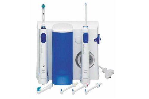 Braun Oral-B Professional Care 6500, Mundpflege Center