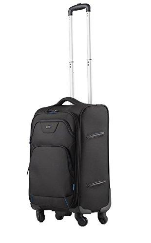 Lightpak 92700 valise roulante pour ordinateur portable Noir