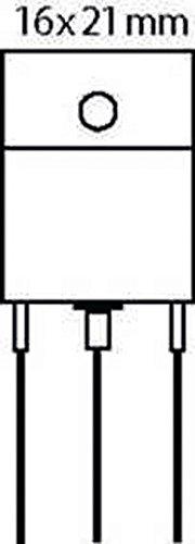 Preisvergleich Produktbild Transistor N-FET 500 VDC 25 A 410W 0E27,  (973977010096)