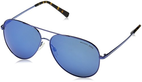 Michael Kors Unisex-Erwachsene Kendall 117355 60 Sonnenbrille, Navy/Navymirror