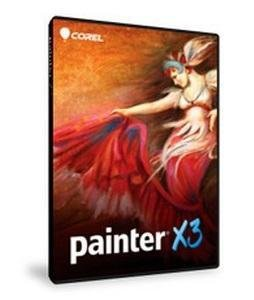 Education Painter X3 / DVD Case / Windows,Mac / Deutsch, Französisch