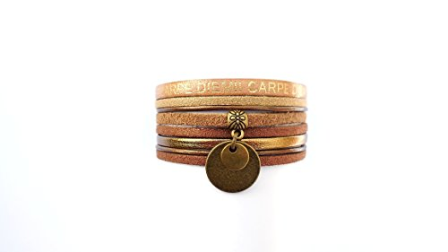 bracelet-multi-liens-cuir-camel-carpe-diem-cuir-bronze-et-suedine