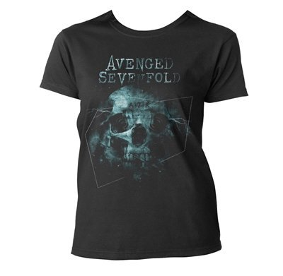 Avenged Sevenfold -  T-shirt - Uomo Black Medium