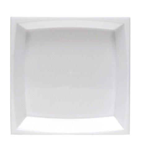 WNA Petites 50 Count Square Plastic Dishes, 2.5