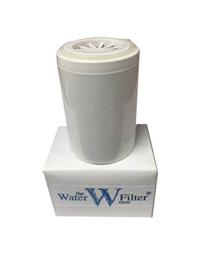 Filtro de agua de la ducha: Cartucho de repuesto: KDF/GAC