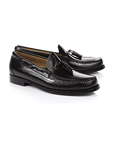 G.H. Bass & Co. Herren Weejuns Larkin Quasten-Loafers - Bass Loafer