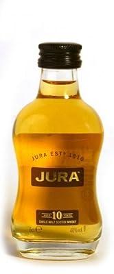 Isle of Jura Origin 10 year old Single Malt Scotch Whisky 5cl Miniature