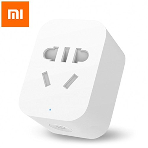 HAPQIN Originale Xiaomi Mi Smart WiFi Socket APP Remote Timer Power Plug Power Detection - Versione ZigBee
