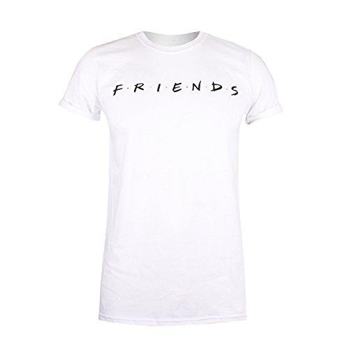 TitlesT Shirt Wht42taglia Friends DonnaBiancowhite ProduttoreS kXPOiZuT