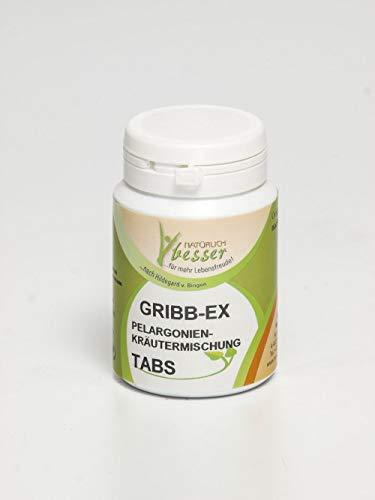 Gribb Ex - Pastillas para la gripe (producto original de Hildegard)