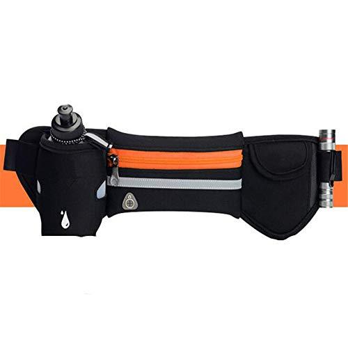 LANGUANGLIN Outdoor Sports Taschen/Weibliche Multifunktions 6 Zoll Handytasche Gürtel Dünne Marathon Ausrüstung (einschließlich Wasserkocher),G (Marathon Kordelzug)