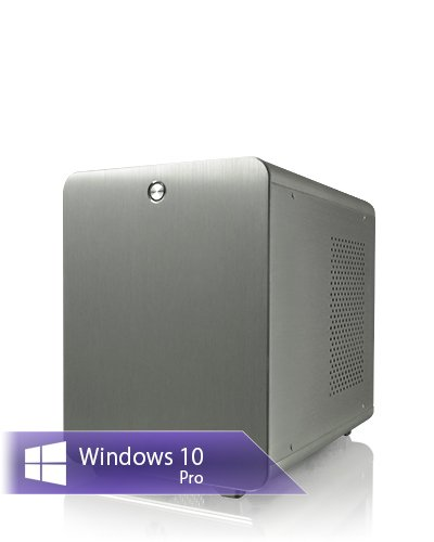 Ankermann-PC WildRabbit GAMER, i7-7700 4x3.60 KabyLake, Zotac GeForce GTX 1060 6GB, 16GB RAM DDR4 PC2133, 250GB SSD, Microsoft Windows 10 Professional