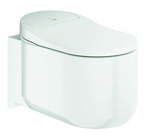 Preisvergleich Produktbild Grohe Sensia Arena Dusch WC (Komplettanlage für Unterputzspülkästen, Wandmontage, alpinweiß) 39354SH0