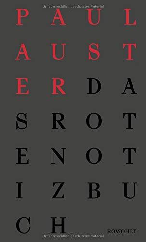 Buchseite und Rezensionen zu 'Das rote Notizbuch: Wahre Geschichten' von Paul Auster