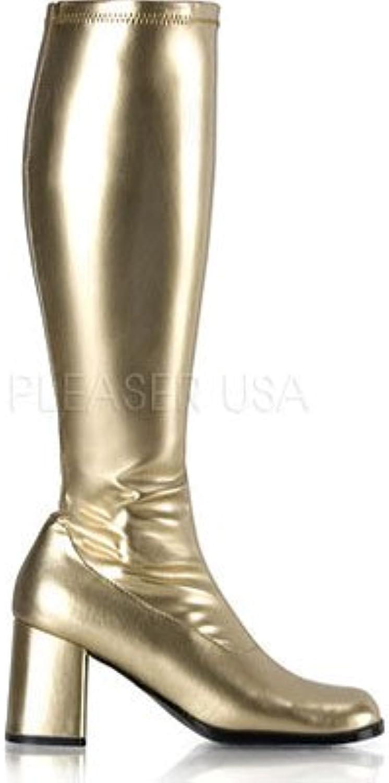 Funtasma GOGO-300 - Karneval Fasching Halloween Kostüm Schuhe, Größe:EU-43/US-12/UK-9 -