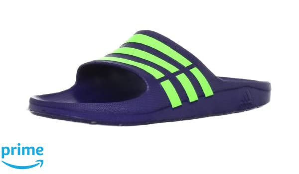 3fe7f78029173d adidas - Sandals   Flip Flops - Duramo Slide - Night Blue - 18  Amazon.co.uk   Sports   Outdoors