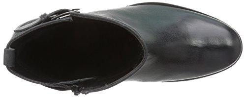 Bugatti V3431S1G Damen Kurzschaft Stiefel Schwarz (schwarz 100)