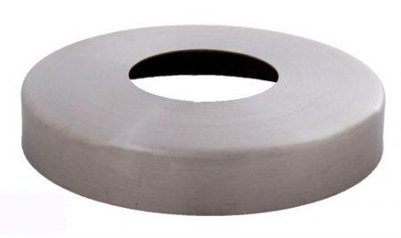 38957000Rosette de 85/42,8mm–Hauteur env. 14mm–En Acier Inoxydable V2A (s012047)