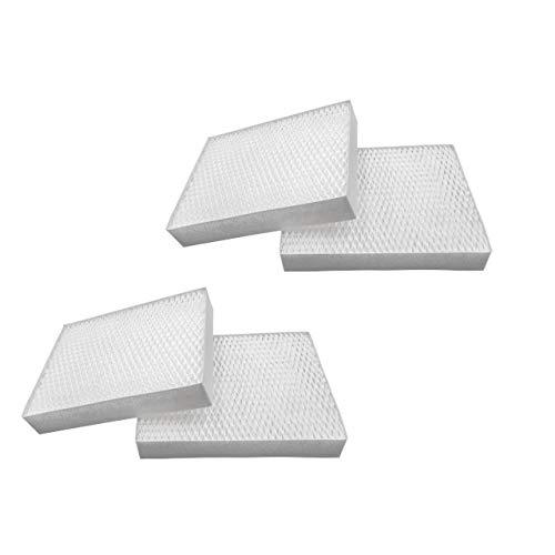 vhbw 4x Filter, Filterkassette für Luftbefeuchter Stadler Form Oskar, Oskar Little