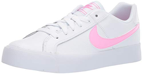 Nike Wmns Court Royale AC, Scarpe da Tennis Donna, Multicolore (White/Psychic Pink/Gum Light Brown 000), 39 EU